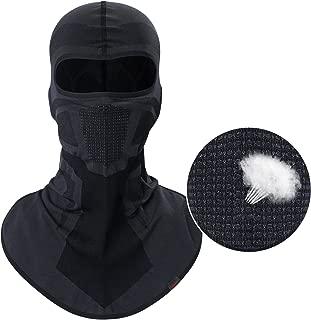 YIBEIYI Balaclava - Windproof Motorcycle Helmet Liner Soft and Breathable Face Mask Warmer Balaclava Hood