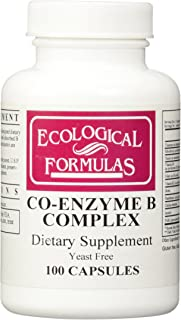 Cardiovascular Research Co-Enzyme B Complex Tablets, 100 Count