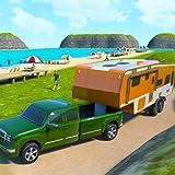 Camper Can Car Driving: Transport Sim Games