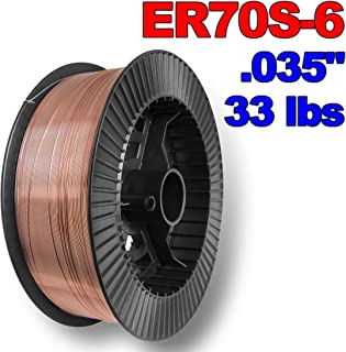 difference between 030 and 035 welding wire