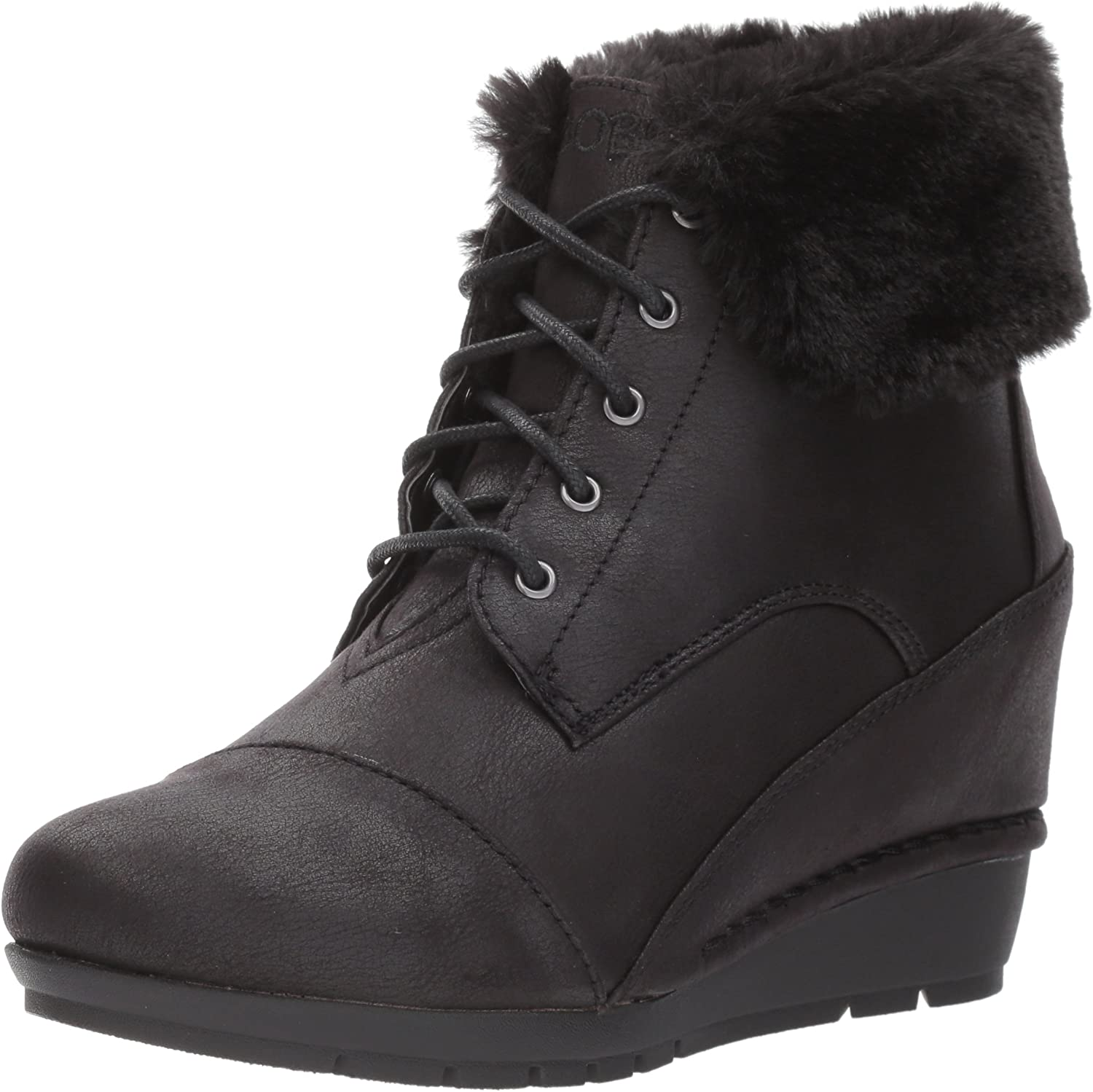 Skechers Womens High Peaks - Flurry Dust Ankle Boot