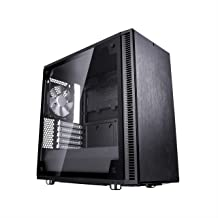 Fractal Design Define Mini C - Mini Tower Computer Case - mATX - Optimized for High Airflow and - 2X Fractal Design Dynami...