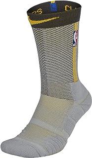NBA Cleveland Cavaliers Lebron James 23 2017 2018 City Edition Official, Calcetines de Hombre