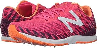 (ニューバランス) New Balance メンズランニングシューズ?スニーカー?靴 XC700 v5 Alpha Pink/Dark Mulberry ピンク/ダーク マルベリー 6 (24cm) B