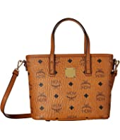 MCM - Anya Shopper Top Zip Mini Shopper