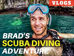 Brad's Scuba Diving Adventure Vlogs