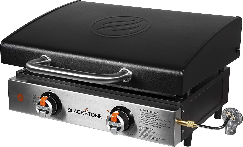 17 Inch Stainless Steel Blackstone 1971 Tabletop Heavy Duty Flat ...