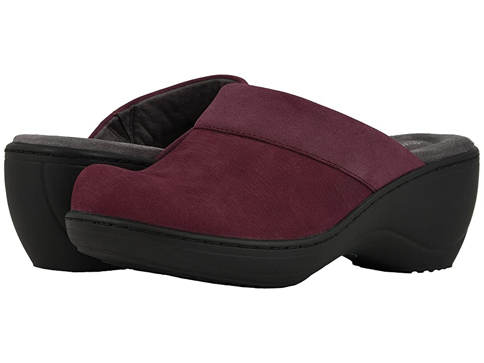 SoftWalk Murietta (Burgundy Nubuck) Women