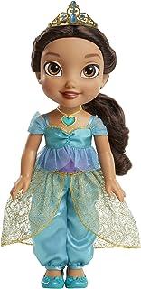 "Disney Princess Jasmine Doll Sing & Shimmer Toddler Doll, Princess Jasmine Sings ""A Whole New World"" When You Press Her Je..."