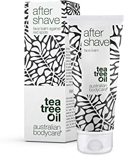 Australian Bodycare after shave 100 ml | Tea Tree Oil Aftershavelotion för röda prickar och inåtväxande hår efter rakning...