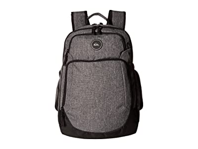 Quiksilver Shutter Backpack (Light Grey Heather) Backpack Bags