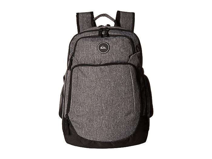 Quiksilver Shutter Backpack (Light Grey Heather) Backpack Bags