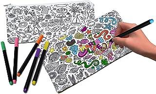 colour your own pencil case