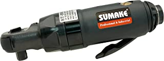 Air Impact Ratchet Wrench, Super Duty, Max Torque: 50 ft-lbs (68 N-m), Sumake ST-55623