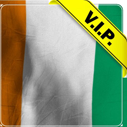 Côte d'Ivoire drapeau live wallpaper