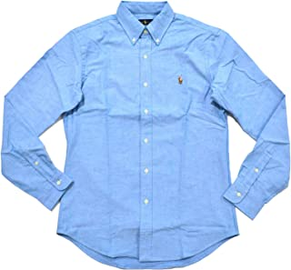Men's Slim Fit Stretch Oxford Shirt