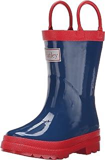 comprar comparacion Hatley Rb0cgbl001, Botas de Lluvia clásicas Wellington Unisex niños