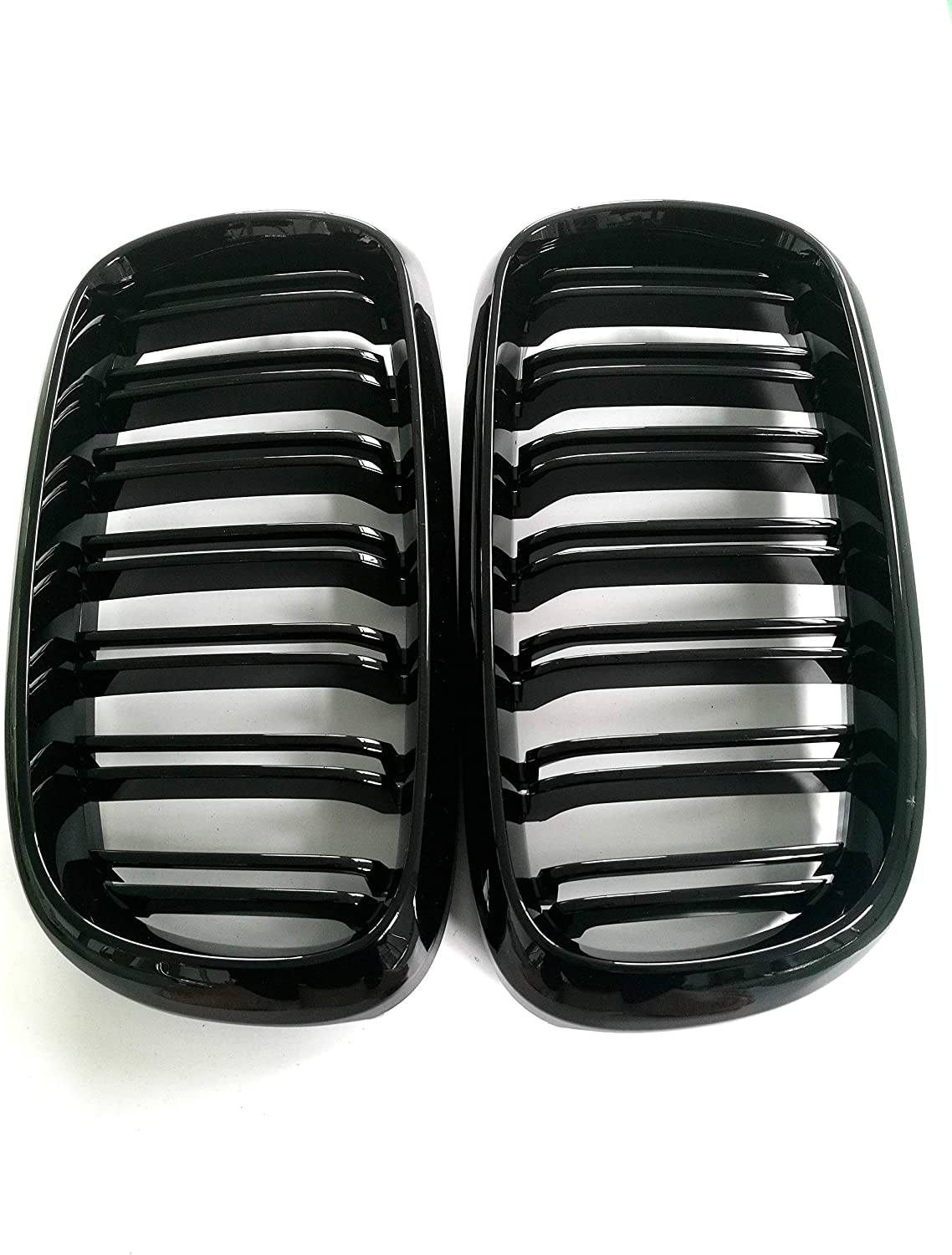 Zonsoon Front Replacement Kidney Grille 5%OFF with Grill 新作販売 BM Compatible