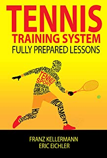 Tennis Training System: fully prepared lessons