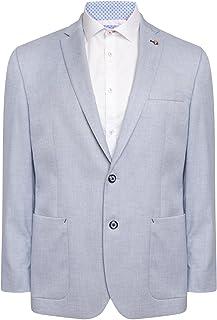 HARRY BROWN Blazer Summer Textured