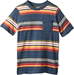 Lucky Brand Kids Short Sleeve Print Tee (Little Kids/Big Kids)