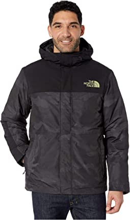 TNF Black Waxed Camo Print/TNF Black/TNF Black Matte Gold