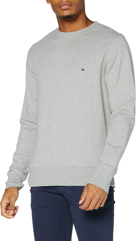 Tommy Hilfiger Core Cotton Sweatshirt Suéter para Hombre