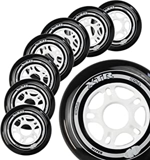 inline speed skate wheels 110mm