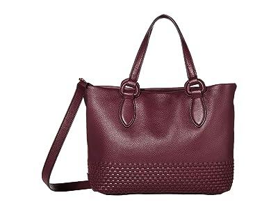 Cole Haan Bethany Small Tote (Winetasting) Handbags