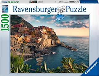 "Ravensburger 16227 - Cinque Terre Viewpoint Puzzle 1500pc Jigsaw Puzzle, 31.5"" x 23.5"""