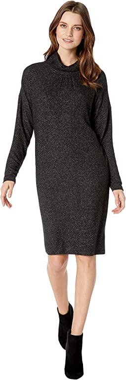 Siena Mock Neck Dress