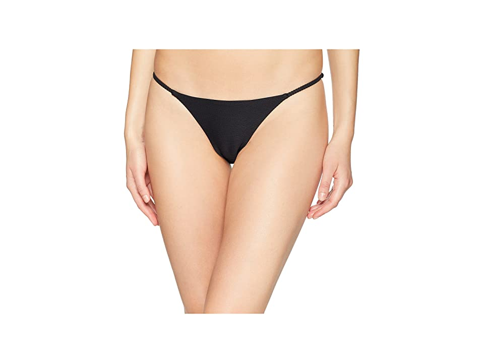 onia Rochelle Bottom (Black/Rib Solid) Women