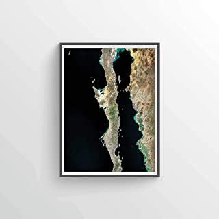 Baja California Earth Photography - Art Print