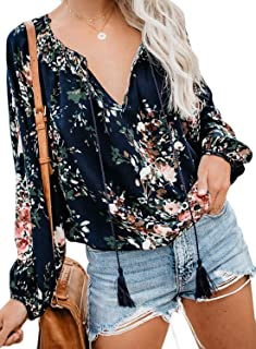 Ladies new ex george floral print shirt blouse size 8 14