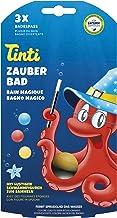 Tinti 520153 - Zauberbad 3-Pack (bolas de baño en rojo,