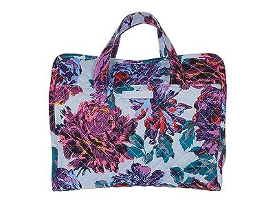 Vera Bradley Hanging Travel Organizer (Neon Blooms) Luggage