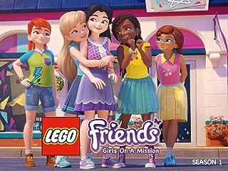 LEGO Friends Girls on a Mission - Season 1
