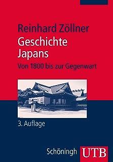 Geschichte Japans: Von 1800 bis zur Gegenwart (Außereuropä