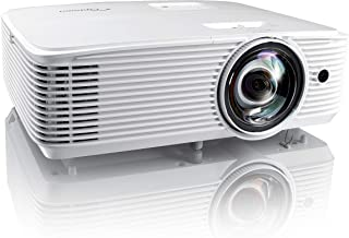 Optoma EH412ST Short Throw 1080P HDR Professional Projector | Super Bright 4000 Lumens | Business Presentations, Classroom...