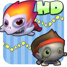 Zig Zag Zombie HD (Kindle Tablet Edition) - Zombies, Vampires, Ghosts, and More!