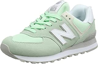 Amazon.es: new balance 574 - Verde: Zapatos y complementos