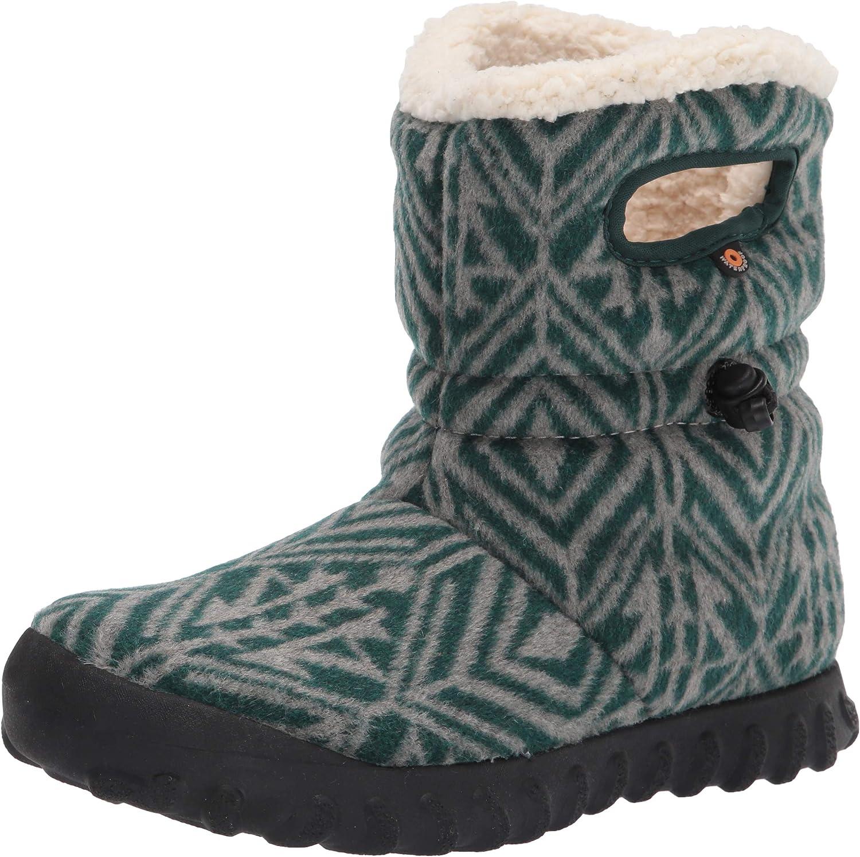 BOGS Women's B-moc Mid Snow Boot