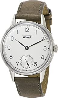 Heritage Petite Seconde 2018 Brown Leather Watch T119.405.16.037.01