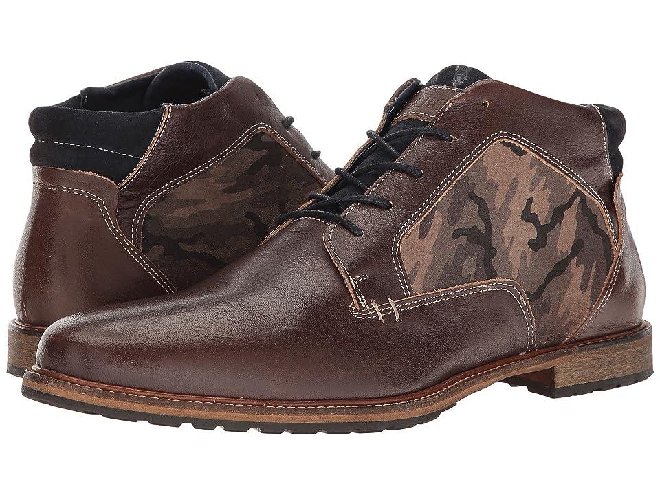 PARC City Boot Rockwood (Brown Camo) Men's Shoes