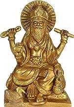 Vishwakarma Ji - Brass Statue