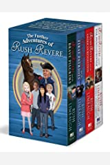 The Further Adventures of Rush Revere: Rush Revere and the Brave Pilgrims / Rush Revere and the First Patriots / Rush Revere and the American Revolution / Rush Revere and the Star-Spangled Banner Hardcover