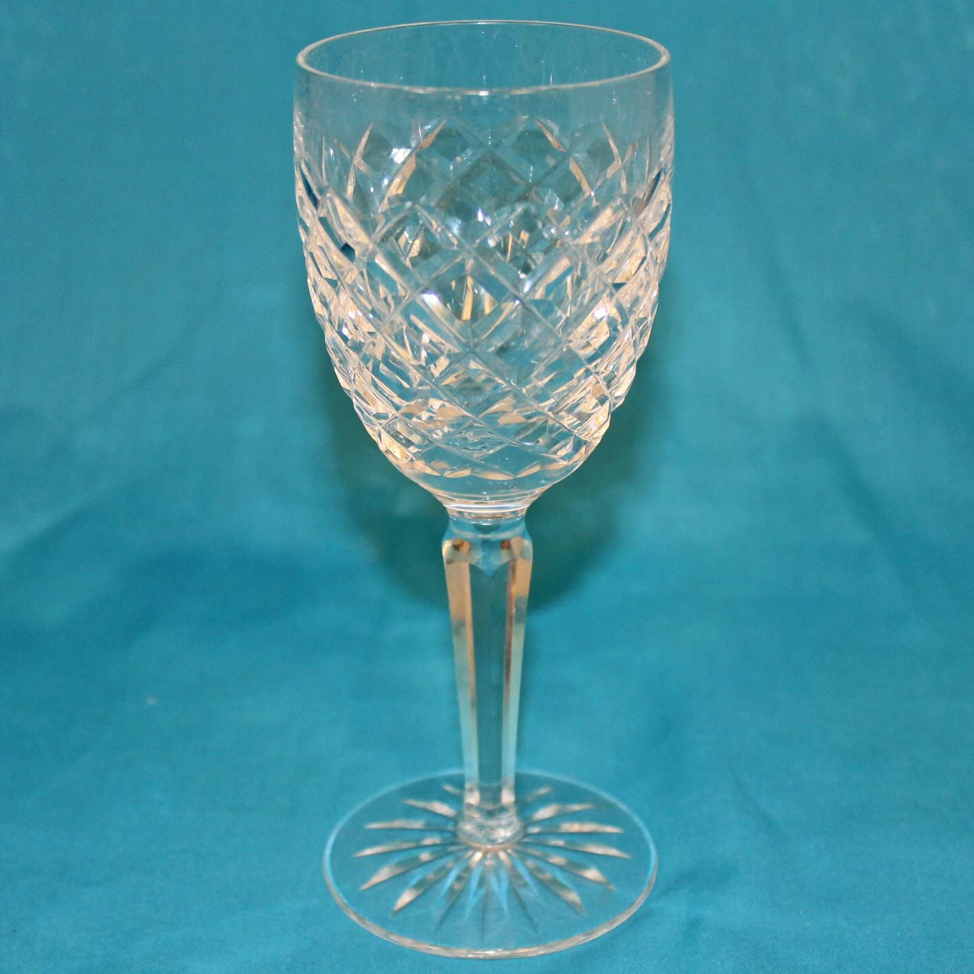 Waterford New quality assurance arrival Crystal Comeragh Wine Claret
