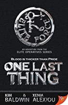 One Last Thing (Elite Operatives Series)