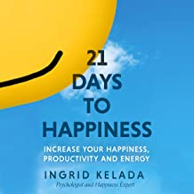 Best 21 days to happiness book Reviews