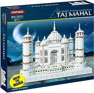 Oxford Taj mahal Building Block Kit, Special Edition Assembly Blocks BM 35211